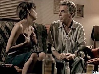 Hawt Celebrity Halle Berry In A Hawt And Sleazy Sex Scene