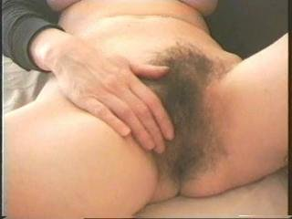 Hairy french pussy