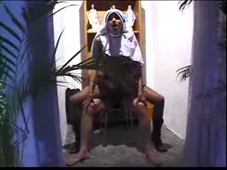 Horny TS nun wanted anal