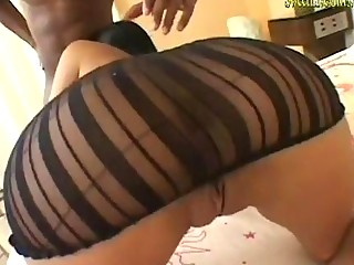 Sucking Big Dark Cock In advance of Hard Drilled And Cummed At Face 2 wmv