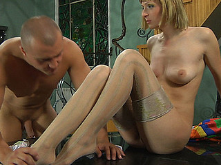 Olivia&Nicholas ardent nylon movie scene