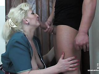 Monica&Nicholas anal mature sex movie