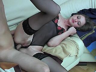 Kitty&Vitas nasty anal movie scene scene