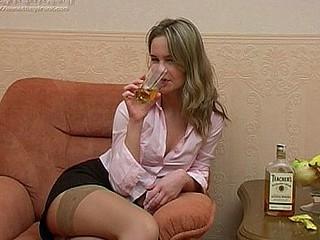 Sexy drunk snatch