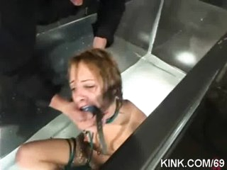 Intensive S&m sex and anal fisting