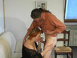 Ophelia&Marcus kinky aged movie