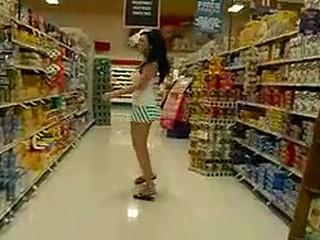 Supermarket joy