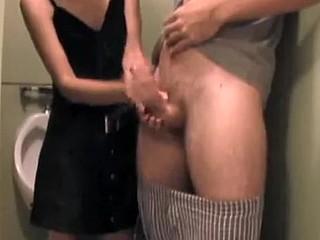 Public toilet sex dilettante acton