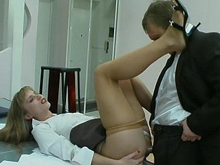 Diana&Adrian hawt anal hose act