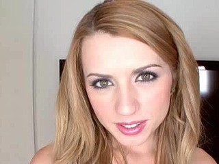 Lexi Belle Swallows Her 1st Load