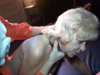 blond ganny gets punished hard