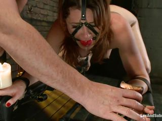 cici rhodes feels pang and fun in the dungeon!
