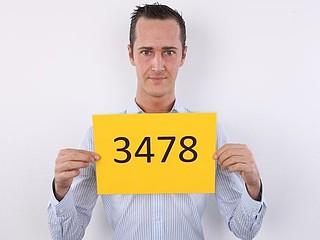 CZECH GAY CASTING - MARTIN (3478)