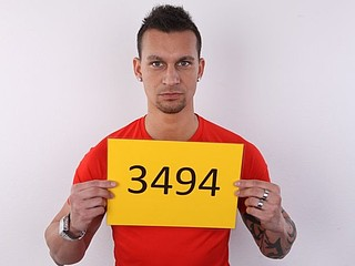 CZECH GAY CASTING - MICHAL (3494)