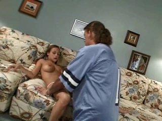 Dude Babysits and Fucks His Friend&amp,#039,s Lil&amp,#039, Sister