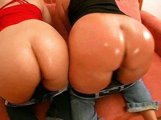 Two Big Booty german girls receive screwed