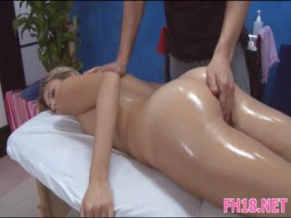 Sexy 18 year old chick receives drilled hard
