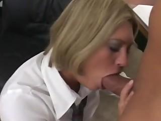 Uniform hardcore porn episode