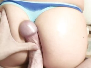 Sizzling Lexi Belle torments this prick in her belt