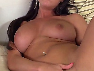 Giggly pornstar, Rahyndee, just can't live without to drink huge wieners and eat all that bewitching cum