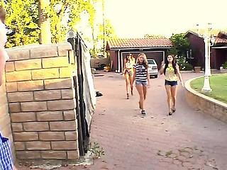 Britney Stevens Lizzy London and Lyla